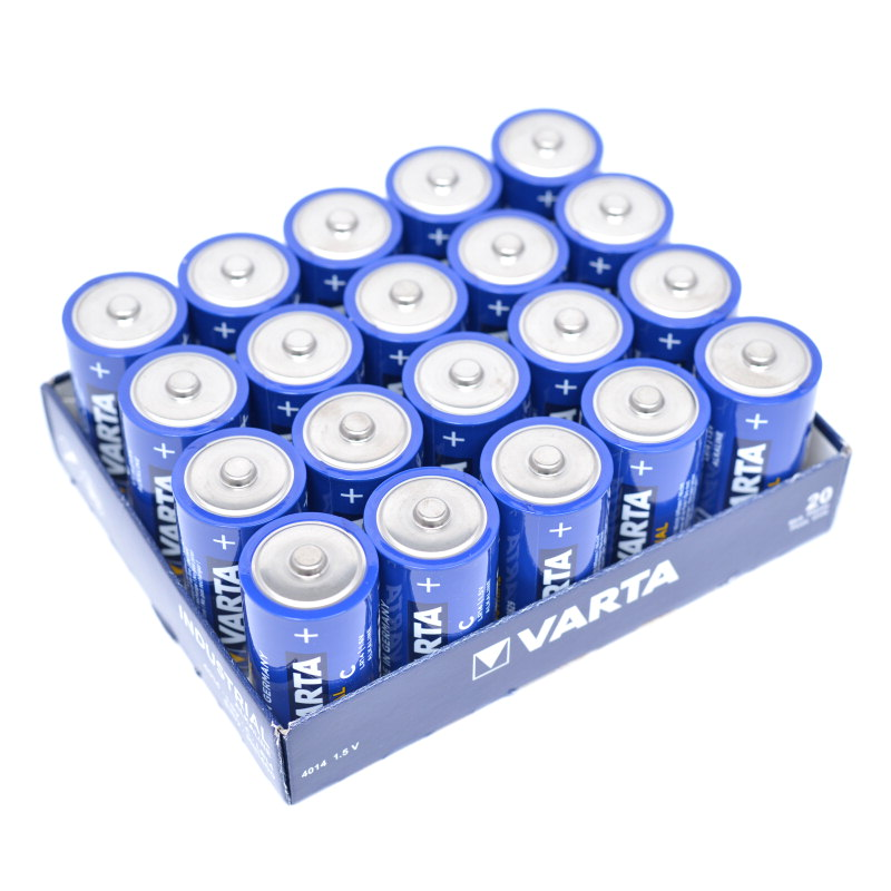 C-cell batteries